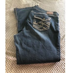 Maurice's Bootcut Jeans Size 24